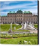 Belvedere Gardens Canvas Print by Viacheslav Savitskiy