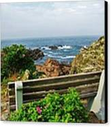 Marginal Way Canvas Print by Diane Valliere