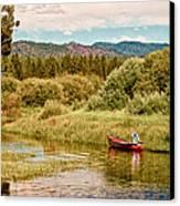 Bend/sunriver Thousand Trails Canvas Print