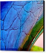 Bending Color 7 Canvas Print