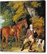 Benjamin Bond Hopkins, Before 1791 Canvas Print