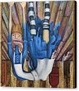 Big Alice Little Door Canvas Print