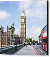 Big Ben Canvas Print by Trevor Wintle