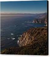 Big Sur Headlands Canvas Print