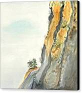 Big Sur Highway One Canvas Print by Susan Lee Clark
