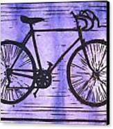 Bike 8 Canvas Print