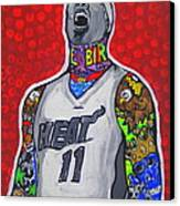Birdman Canvas Print by Gary Niles