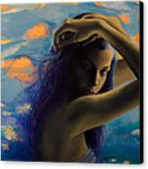 Bittersweet Canvas Print by Dorina  Costras