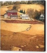 Blackshear Hollow Canvas Print