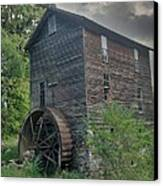 Blowing Cave Mill Canvas Print by Janice Spivey
