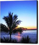 Blue Sunrise Canvas Print by Will Boutin Photos