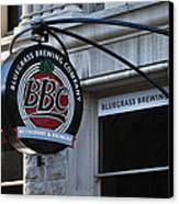 Bluegrass Brewing Company Canvas Print