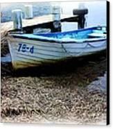 Boat 78-4 Canvas Print