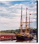 Boat - Sailors Delight Canvas Print