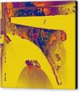 Boba Fett Helmet 6 Canvas Print