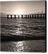 Boca Grande Florida Canvas Print by Fizzy Image