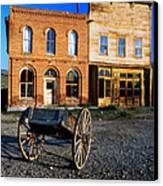 Bodie Storefront Canvas Print