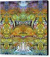 Bogomil Variation 12 Canvas Print by Otto Rapp