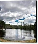 Bon Echo Lagoon Panorama Canvas Print by Cale Best