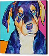 Boone Canvas Print