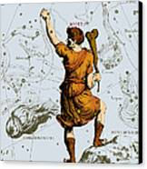 Bootes Constellation, 1687 Canvas Print by Science Source