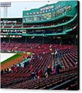 Boston 10 Canvas Print