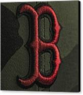 Boston Red Sox Canvas Print