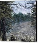 Boundless Partial Canvas Print