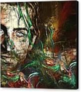 Bradley Canvas Print