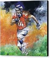 Brandon Stokley Canvas Print