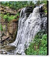 Brandywine Falls Canvas Print by Jenny Ellen Photography
