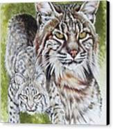 Brassy Canvas Print