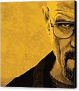 Breaking Bad Canvas Print by Gianfranco Weiss