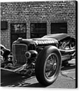 Brickyard Buick Canvas Print