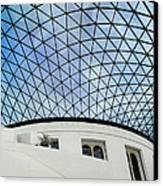 British Museum Canvas Print by Stephen Norris