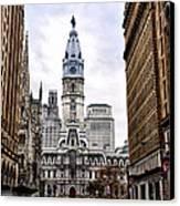 Broad Street Philadelphia Canvas Print