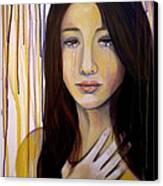 Broken Canvas Print by Debi Starr