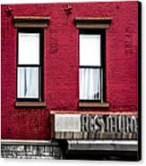 Brooklyn Bar Canvas Print
