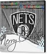 Brooklyn Nets Canvas Print