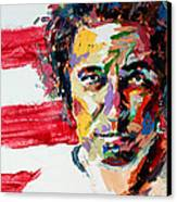 Bruce Springsteen Canvas Print