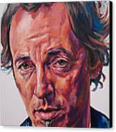 Bruce Canvas Print