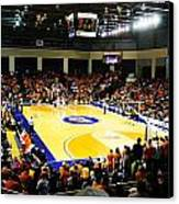 Bucknell Bison Sojka Pavilion Canvas Print by Replay Photos