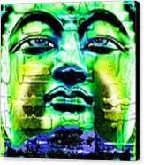 Buddha Canvas Print by Daniel Janda