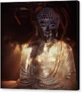 Buddha Canvas Print by Eva Thomas