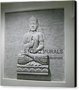 Buddha  Canvas Print by Milind Badve
