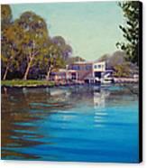 Budgewoi Creek Canvas Print