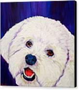 Buffy Canvas Print by Debi Starr