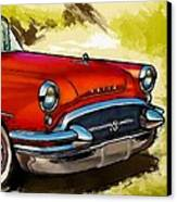 Buick Automobile Canvas Print by Robert Smith