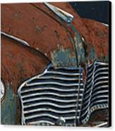 Buick Electra Canvas Print by John Wyckoff