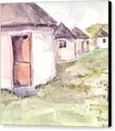 Bulangula Canvas Print by David  Hawkins